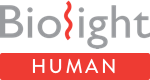 Biolight Human Logo
